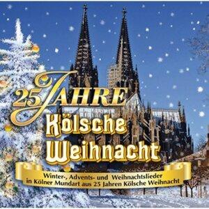 25 Jahre Kölsche Weihnacht アーティスト写真