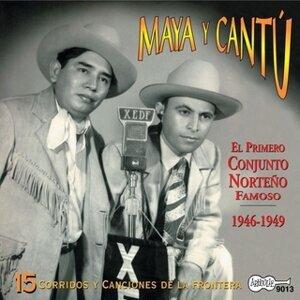 Maya y Cantu 歌手頭像