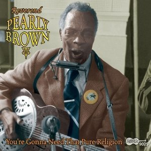 Rev. Pearly Brown 歌手頭像