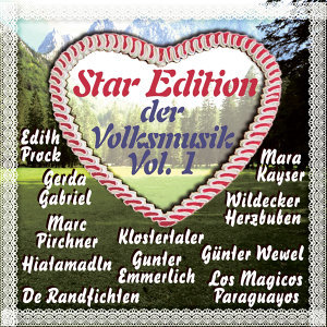 Star Edition der Volksmusik 歌手頭像