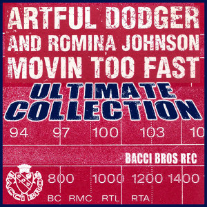 Artful Dodger And Romina Johnson