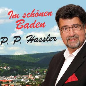 Peter Paul Hassler アーティスト写真
