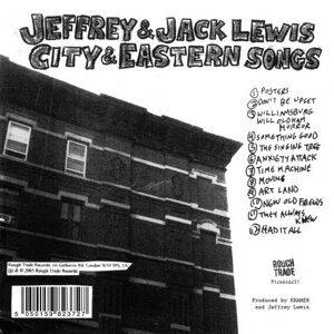 Jeffrey & Jack Lewis 歌手頭像