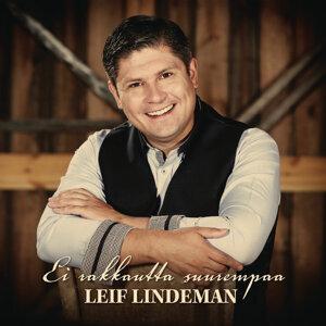 Leif Lindeman 歌手頭像