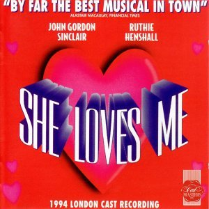 She Loves Me - 1994 London Cast 歌手頭像