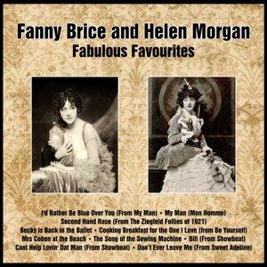 Fanny Brice 歌手頭像