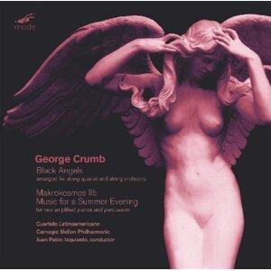 GEORGE CRUMB 歌手頭像