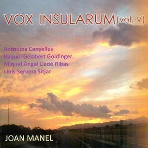 Joan Manel 歌手頭像