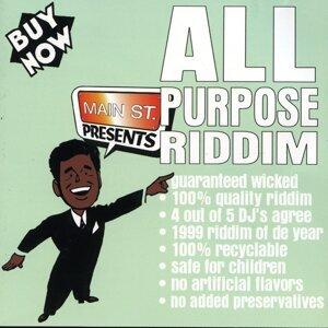 All Purpose Riddim 歌手頭像