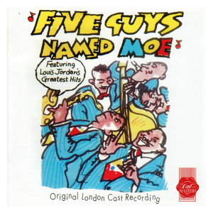 Five Guys Named Moe - Original London Cast 歌手頭像