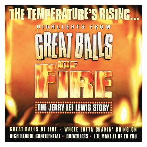 Great Balls Of Fire: The Jerry Lee Lewis Story [UK Cast] 歌手頭像