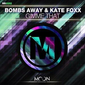 Bombs Away, Kate Foxx Artist photo