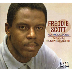 Freddie Scott 歌手頭像