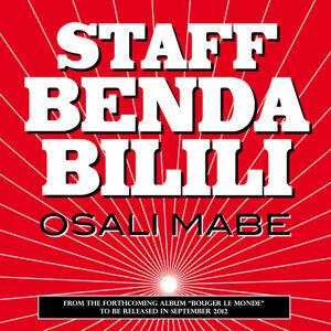 Staff Benda Bilili 歌手頭像