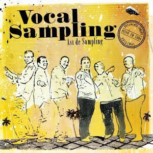 Vocal Sampling 歌手頭像