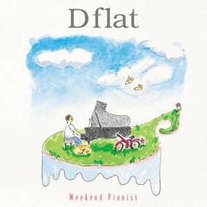 D flat 歌手頭像
