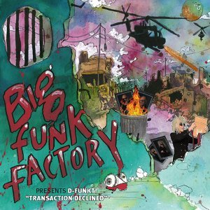 The Big Funk Factory Artist photo