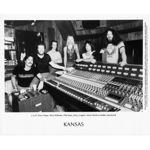 Kansas 歌手頭像