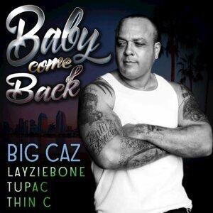 BIG CAZ 歌手頭像