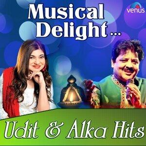 Udit Narayan, Alka Yagnik 歌手頭像