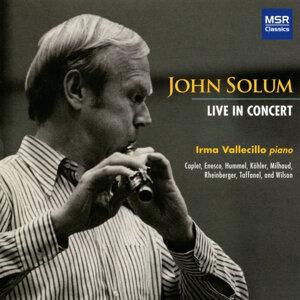 John Solum 歌手頭像