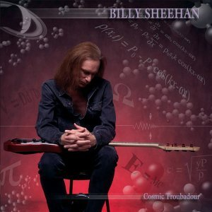 Billy Sheehan 歌手頭像