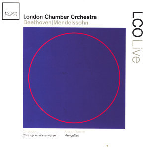 The London Chamber Orchestra 歌手頭像