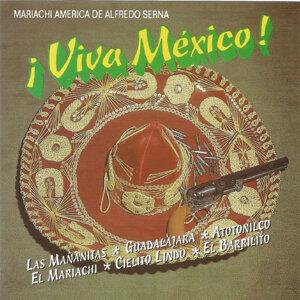Mariachi America de Alfredo Serna 歌手頭像