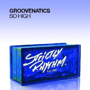 Groovenatics アーティスト写真