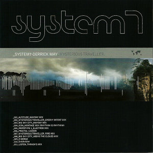 System 7, Derrick May 歌手頭像