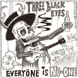 Three Black Eyes