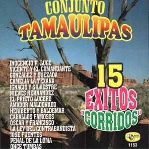 Conjunto Tamaulipas 歌手頭像