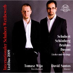 Tomasz Wija, David Santos