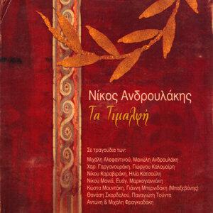 Nikos Androulakis 歌手頭像