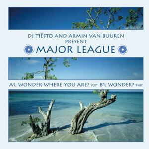 Tiësto and Armin van Buuren