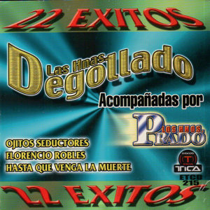 Las Hermanas Degollado (Adela Y Panchita Degollado) 歌手頭像