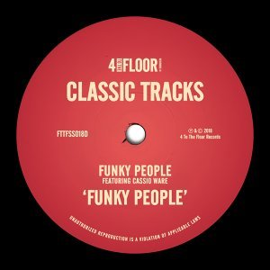 Funky People 歌手頭像