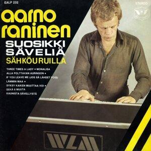 Aarno Raninen 歌手頭像
