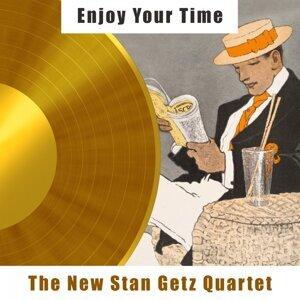 The New Stan Getz Quartet 歌手頭像