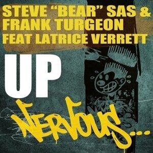 Steve Bear Sas & Frank Turgeon アーティスト写真