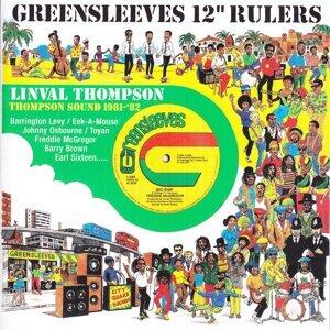 12 Rulers - Linval Thompson アーティスト写真