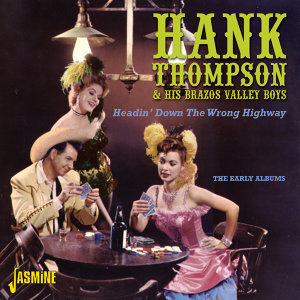 Hank Thompson & His Brazos Valley Boys 歌手頭像