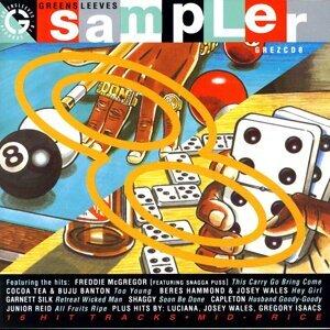 Greensleeves Sampler 8 歌手頭像