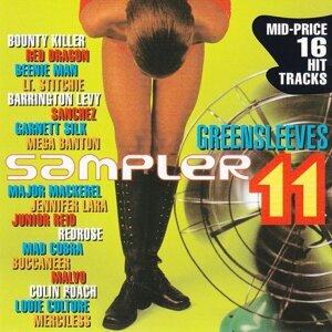 Greensleeves Sampler 11 歌手頭像