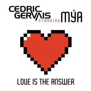 Cedric Gervais starring Mya