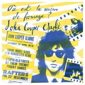 John Cooper Clarke 歌手頭像