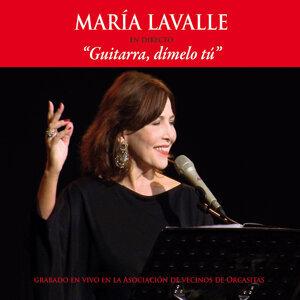 Maria Lavalle 歌手頭像