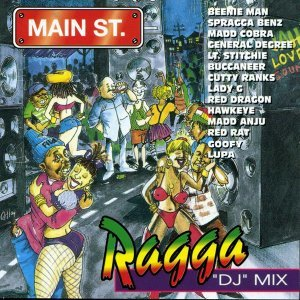 Main Street Ragga DJ Mix アーティスト写真