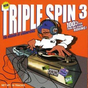 Triple Spin Vol. 3 歌手頭像