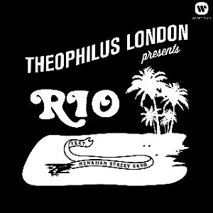 Theophilus London 歌手頭像
